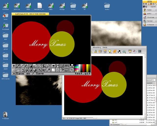Grafx2 photoshop like software