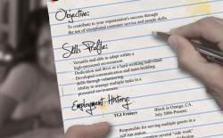 Notepad Resume