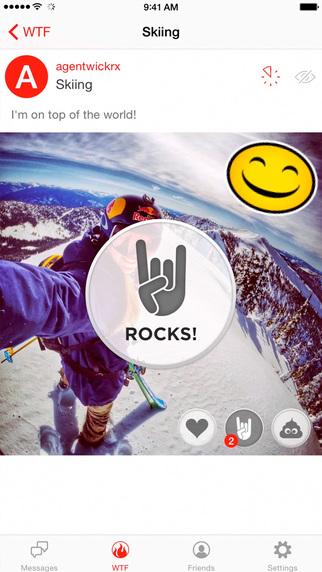 Wickr Snapchat Alternative App