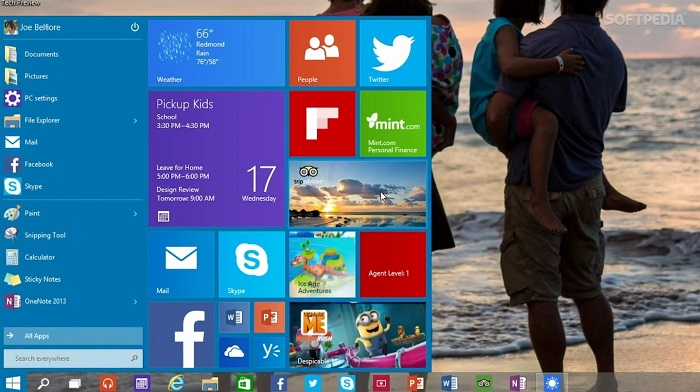 Windows 10 vs Windows 8 and Windows 8.1