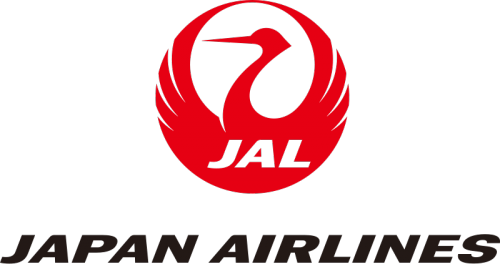 Airline Logos Birds The Logo of Japan Airlines