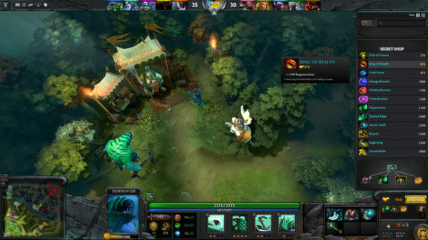 best-linux-games-dota2