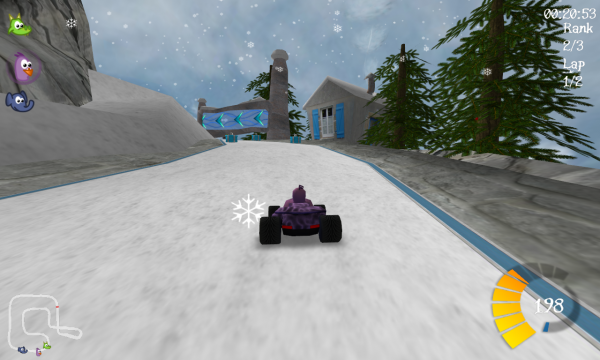 best-linux-games-supertuxkart