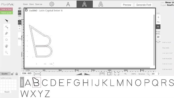 font-tools-fontark