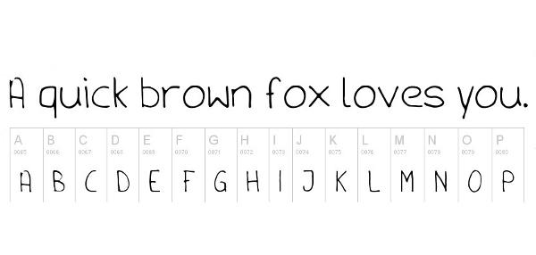 handwriting-fonts-handschrift