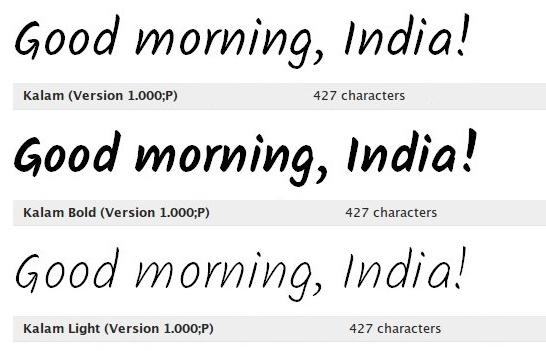 handwriting-fonts-kalam
