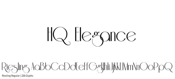 monogram-fonts-riesling