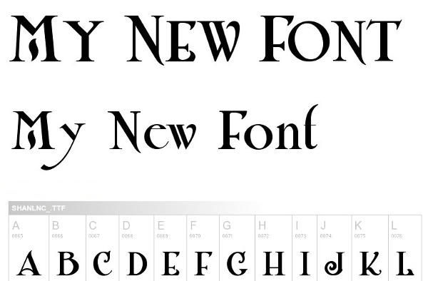 monogram-fonts-shangrila