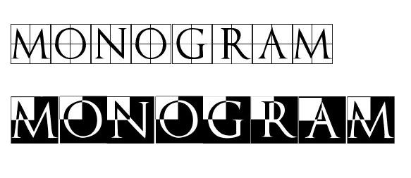 monogram-fonts-trajanusbricks