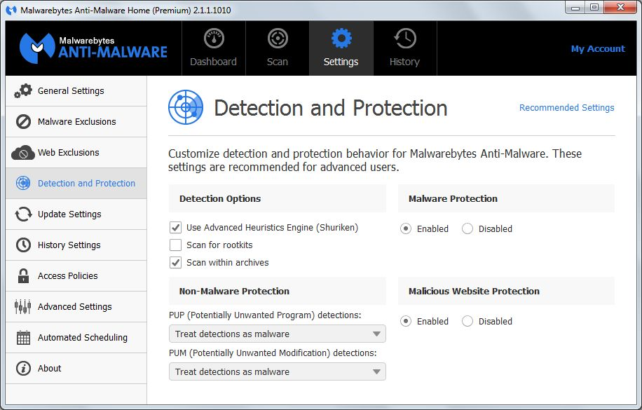 Top 10 Malware Removal Tools For Windows Free And Paid