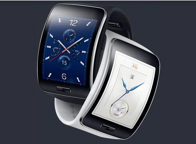 SamsungGearS - Best smartwatch