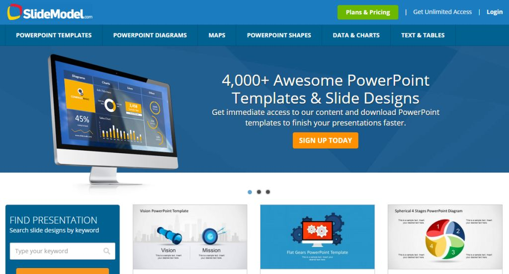 Slidemodel Your Gateway To Impressive Powerpoint Templates And