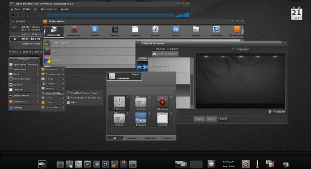 desktop-environments-enlightenment