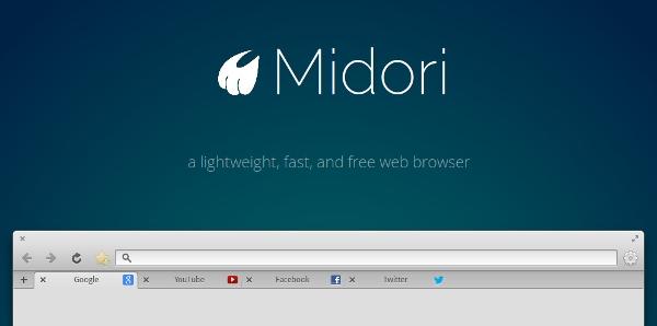 linux-browsers-midori