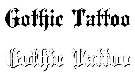 tattoo-fonts-blackletter