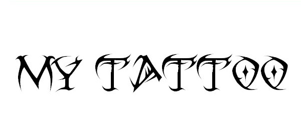 tattoo-fonts-tribal