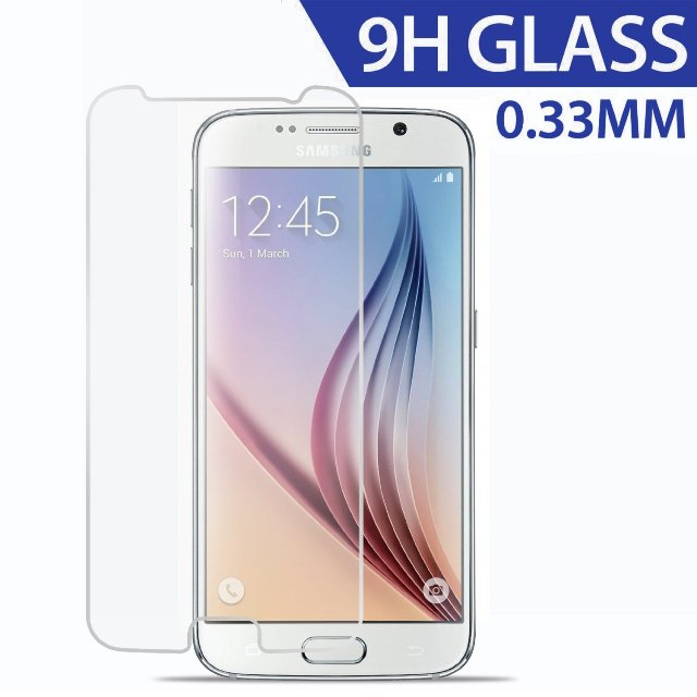 BRIDGEGEN Galaxy S6 Screen Protector