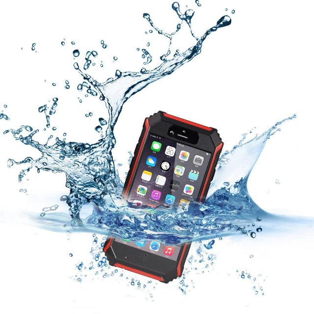 Bolish iPhone 6 Waterproof Protective Case