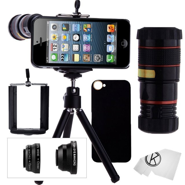 on sale bd057 13fbb Best iPhone Camera Lenses (iPhone 6, 6 plus, 5, 5S, 4)