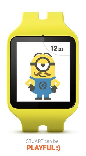 Despicable Watch Face