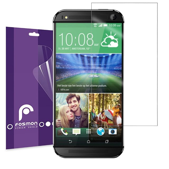 Fosmon HTC One M9 Screen Protector
