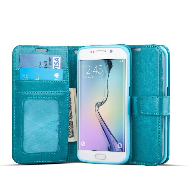 J&D Galaxy S6 Edge Case