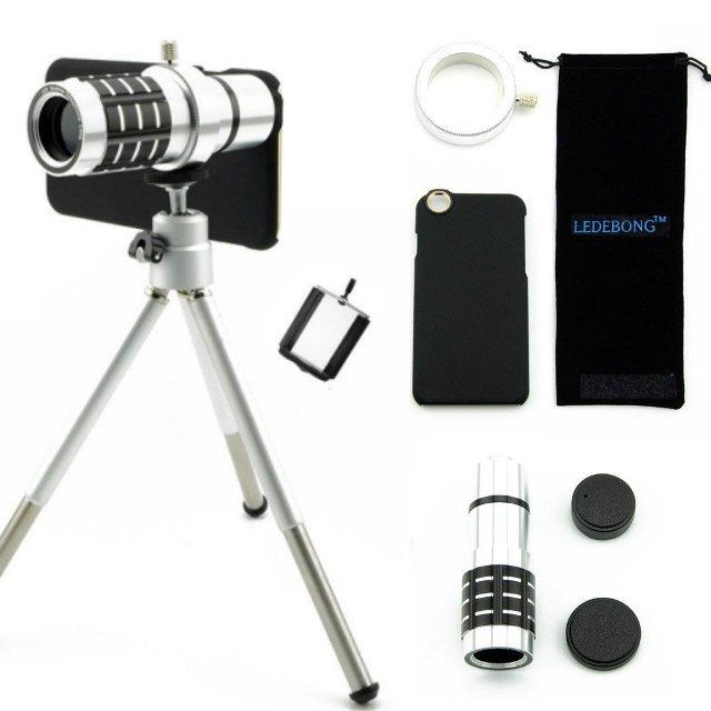 LEDEBONG iPhone Camera Lens Kit