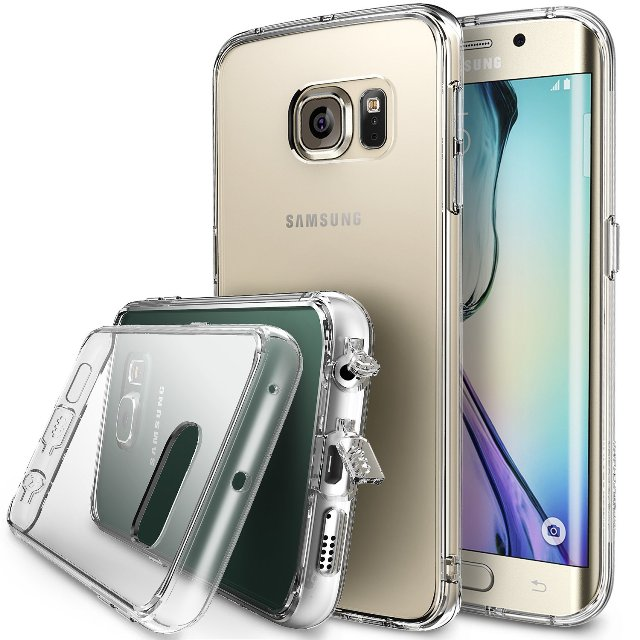 Ringke Fusion Galaxy S6 Edge Case