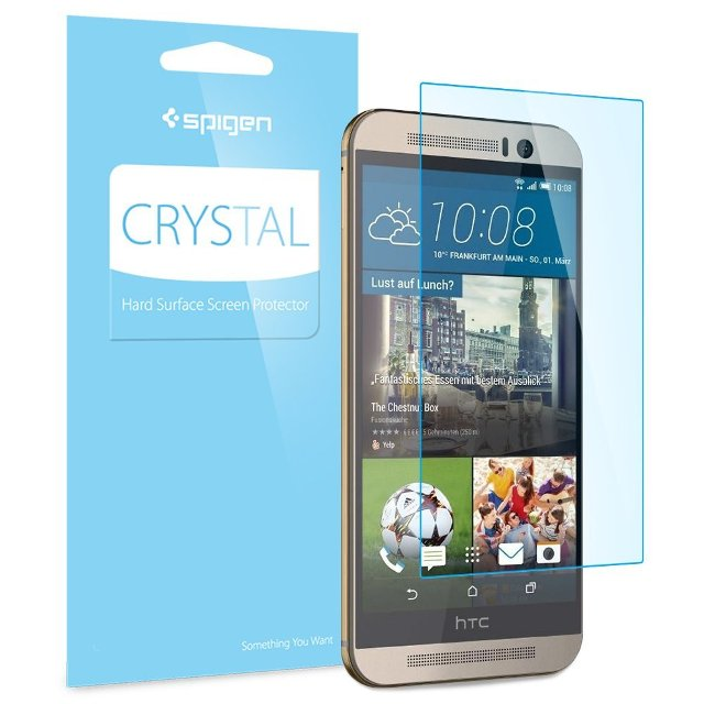 Spigen HTC One M9 Screen Protector