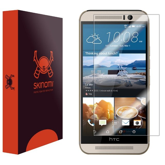 Techskin HTC One M9 Screen Protector