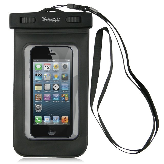 Waterlight Waterproof iPhone Case