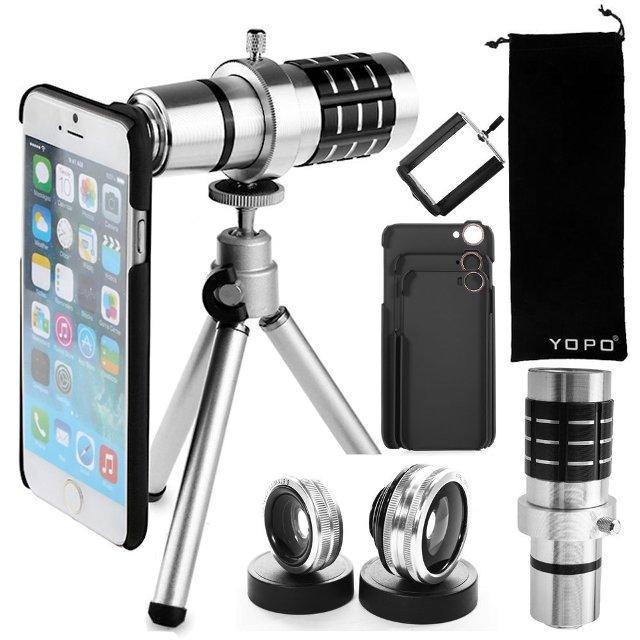YOPO iPhone Camera Lens Kit
