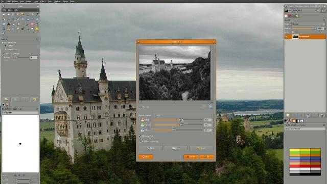 linux-apps-gimp