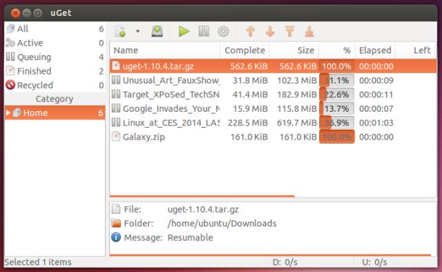 linux-apps-uget