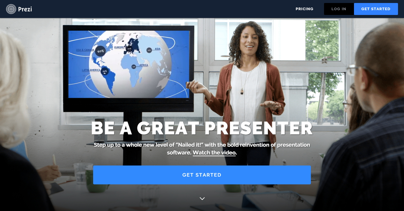 Creating amazing presentations in Canva is ridiculously easy