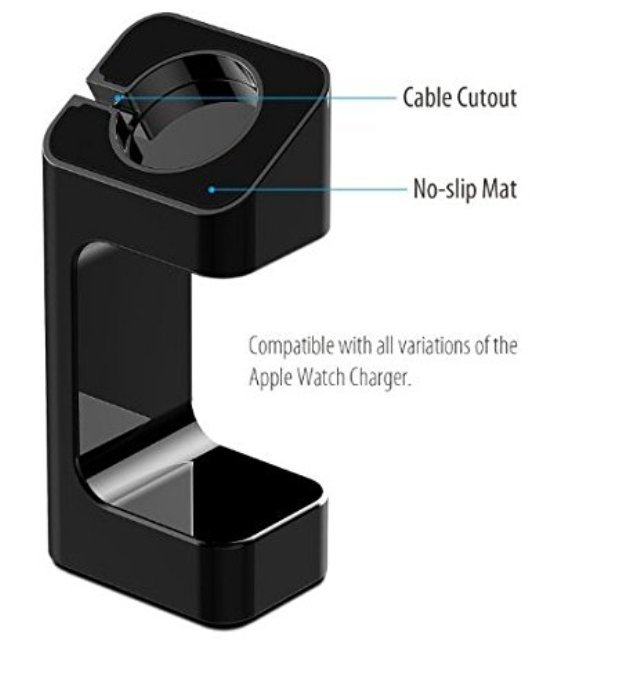BDCC Apple Watch Dock Stand