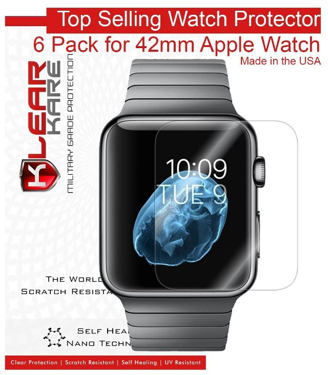 KlearKare Screen Protector for Apple Watch