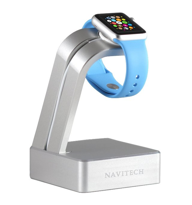 Navitech Apple Watch Aluminium Charging Dock