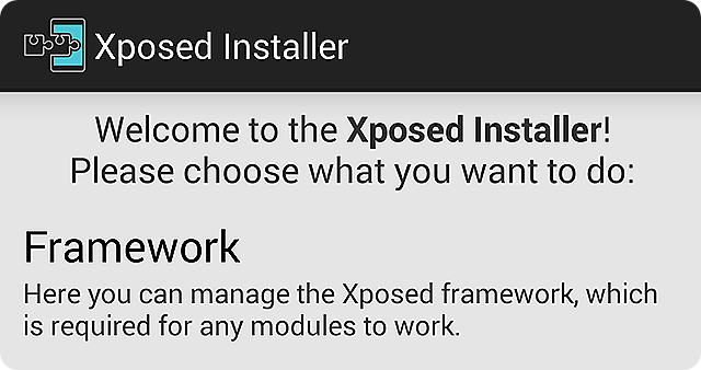 Xposed Framework on Android: Things You Need to Know