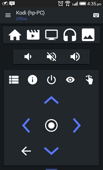 Yatse - Kodi android remote app