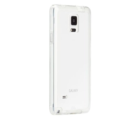 Case-Mate Naked Tough Note 4 Case