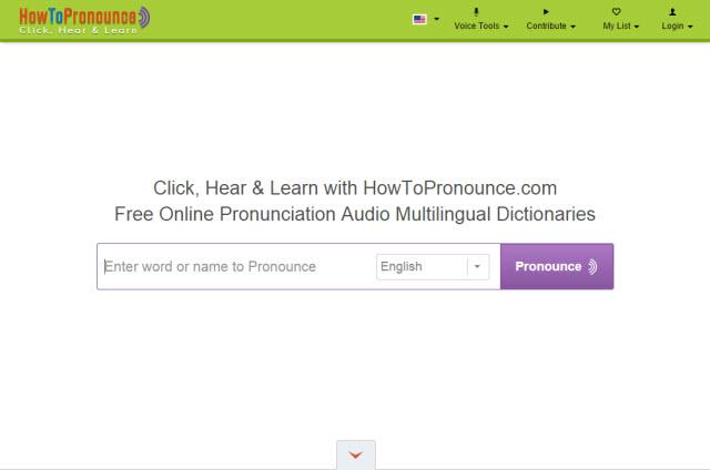 10 Name Pronunciation Tools To Help Pronounce Names