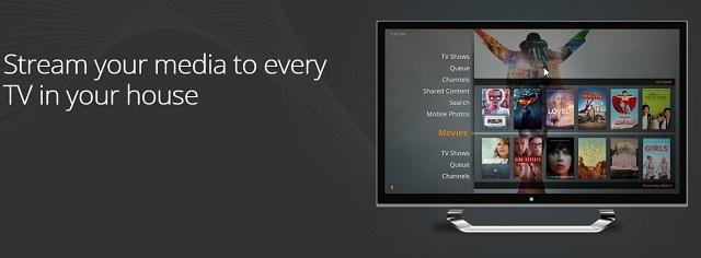 Plex - Windows Media Center Alternatives