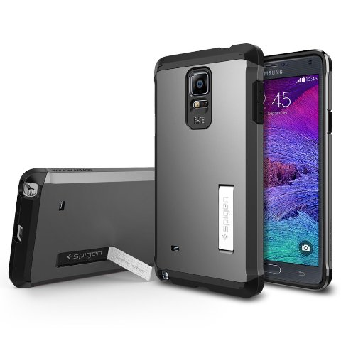 Spigen Tough Armor Case for Galaxy Note 4