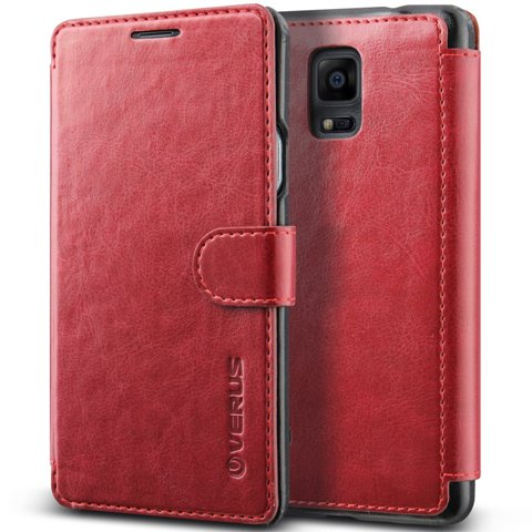 Verus Galaxy Note 4 Wallet Case