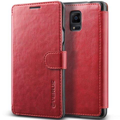 Verus Galaxy Note 4 Wallet Case