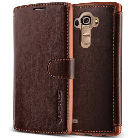Verus LG G4 Wallet Case