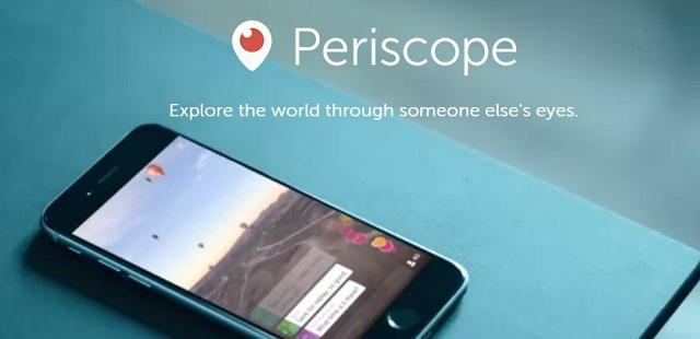 periscope home