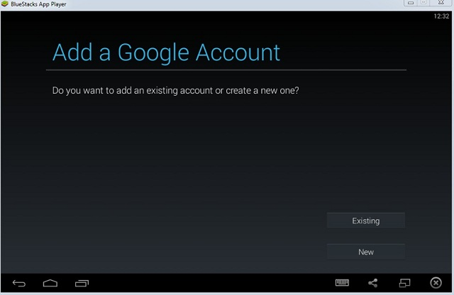 Bluestacks Add a Google Account