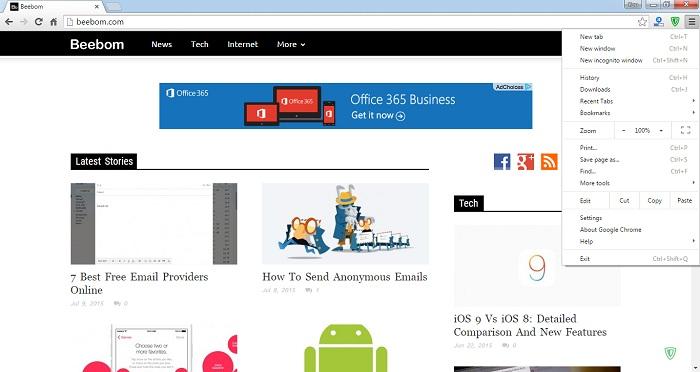 Google chrome - Best Browser For Windows
